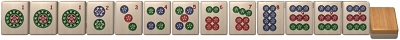 Hong Kong Mahjong Game Scoring - Nine Gates